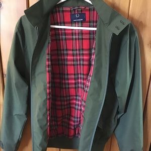 Fred Perry Reissues olive Harrington size S